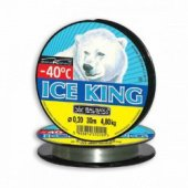 Леска BALSAX ''Ice King'' 30м 0,20 (4,8кг)